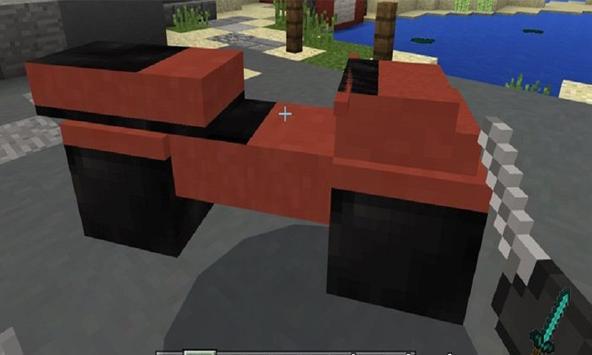 Mod Bikes for MCPE apk screenshot