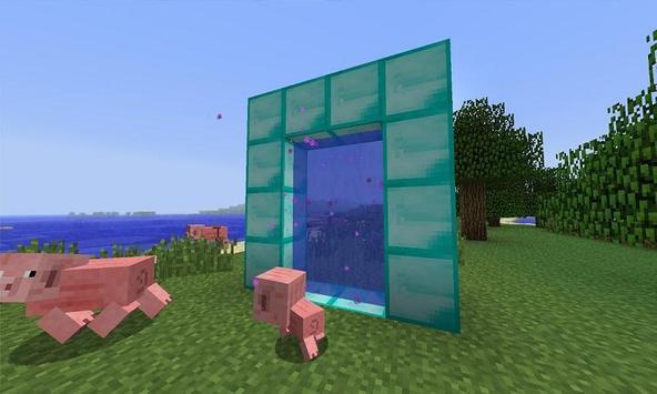 Mod Dimension for MCPE screenshot 1