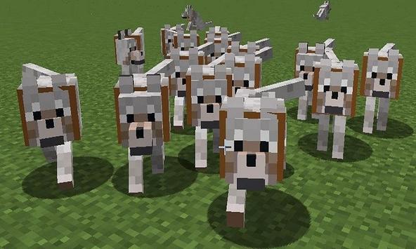 Mod Dogs for MCPE apk screenshot