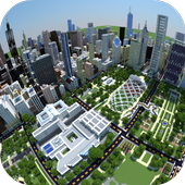 Mod Gigant City for MCPE icon