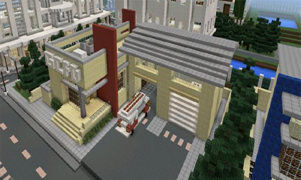 Mod Gigant City for MCPE screenshot 1