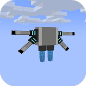 Mod JetPack for MCPE icon
