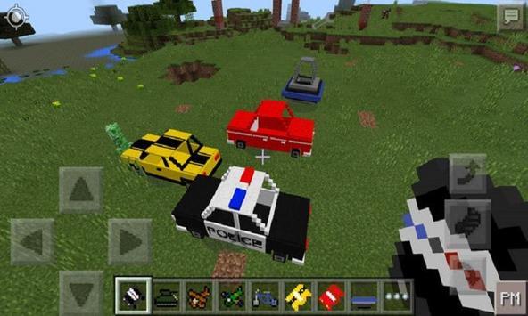 Mod Mech for MCPE apk screenshot