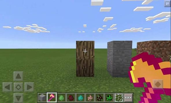 Mod Moldable Tools for MCPE apk screenshot