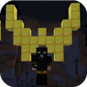 Mod Night Cave for MCPE icon