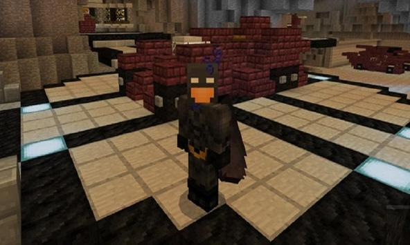 Mod Night Cave for MCPE apk screenshot