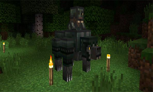 Mod Ring of Friends for MCPE apk screenshot