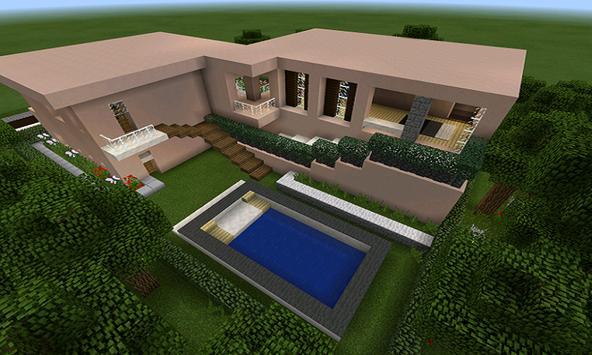Mod Super Mansion for MCPE screenshot 2