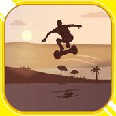 Los Altos Beach Hoverboard icon