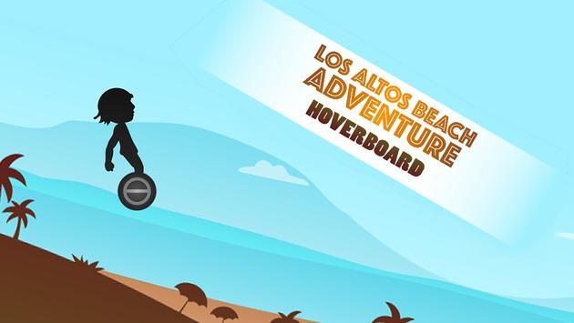 Los Altos Beach Hoverboard apk screenshot