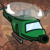 PangHeli: Crazy Chaotic copter icon
