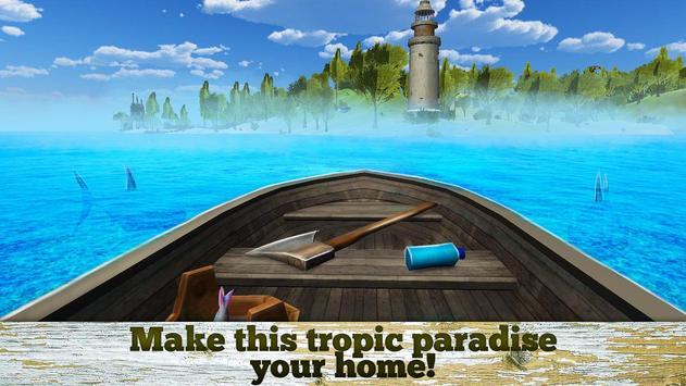 Lost Ark: Survivor Island 3D apk screenshot
