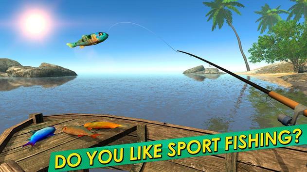 Fishing Sport 3D: Open Season poster