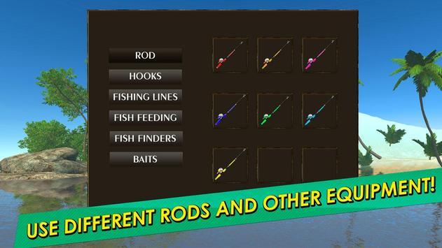 Fishing Sport 3D: Open Season apk screenshot