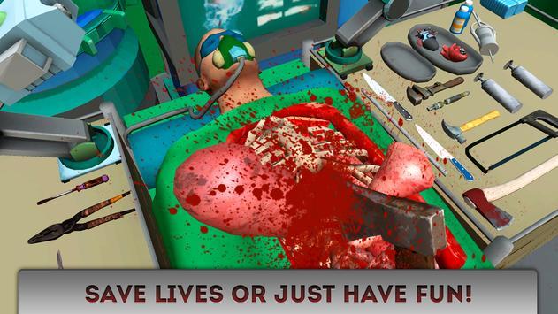 Surgery Simulator 3D - 2 apk screenshot