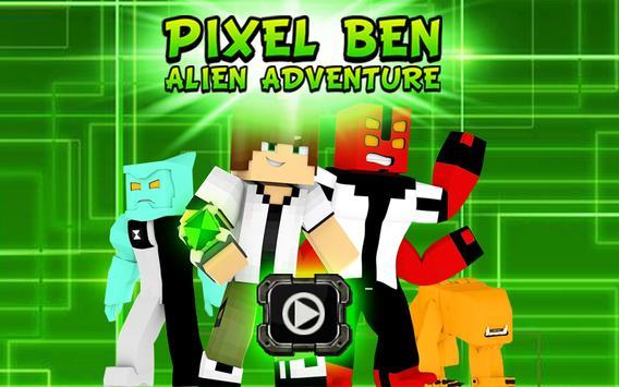 Pixel Ben Alien Adventure screenshot 1