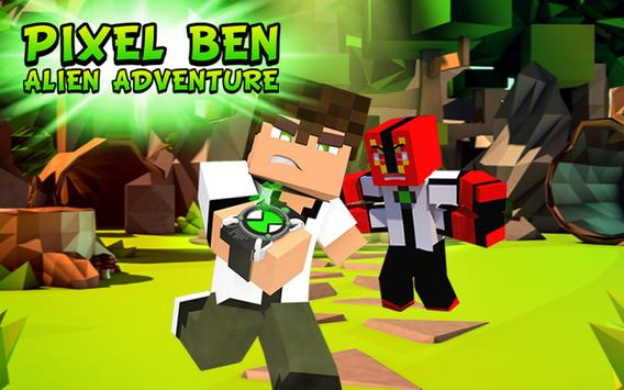 Pixel Ben Alien Adventure screenshot 3