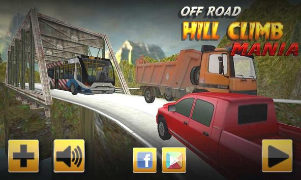 Offroad Hill Climb Mania poster