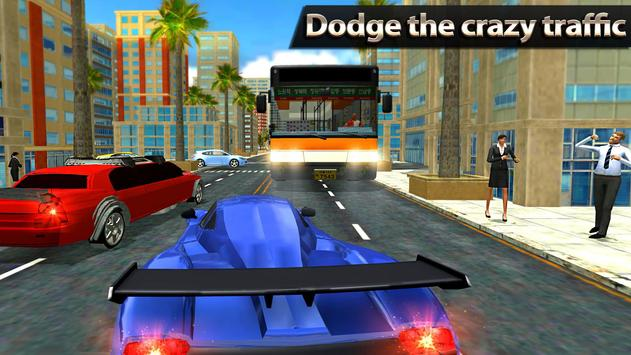 City Public Bus Driving 2018 apk screenshot