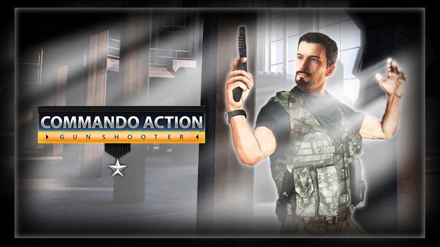 US Commando Modern Strike Battle Simulator screenshot 4