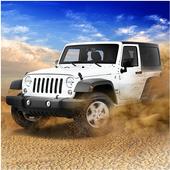 Safari Jeep Rally Desert Racing icon