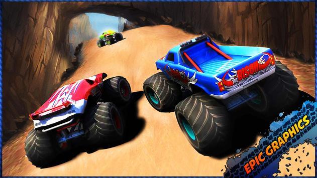 RC Monster Truck Jam apk screenshot