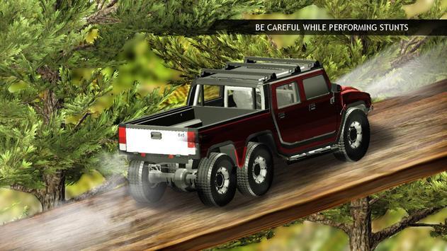 Police Jeep Wrangler: Offroad Hill Climb Mountain apk screenshot