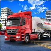 Oil Tanker Transport 2018 icon