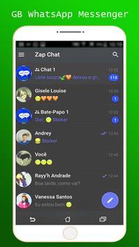 gbwhats latest version 2018 screenshot 1