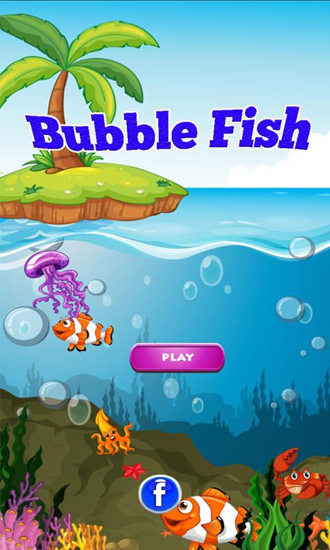 Bubble fish shooter apk download free casual game for for Bubble fish game