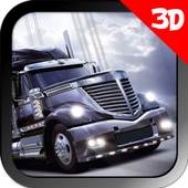 Real Oil Truck Driving 3D icon