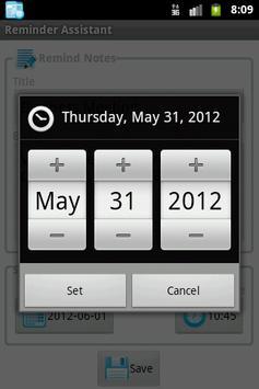 Reminder Assitant Free screenshot 4