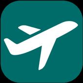 Cheap Flights Scanner icon
