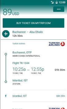 Cheap Flights Scanner apk screenshot