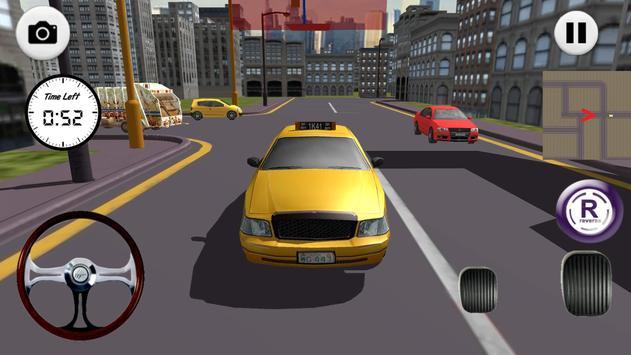 City Driving 3D screenshot 1