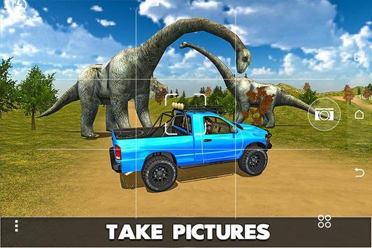 4x4 Racing Sim: Dino World apk screenshot