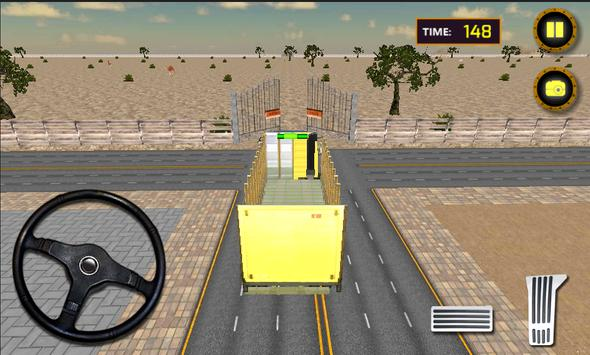 Farm Animal Transport screenshot 1