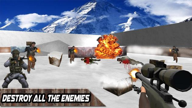 Counter Attack Sniper Kill Ops screenshot 3