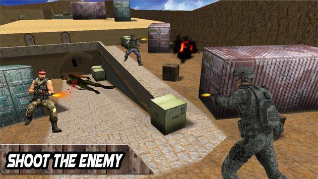 Counter Attack Sniper Kill Ops screenshot 1