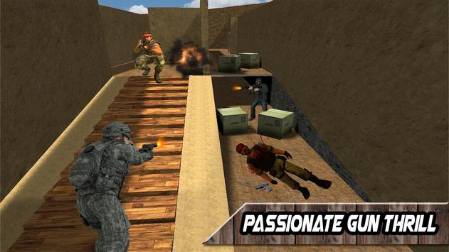Counter Attack Sniper Kill Ops screenshot 2