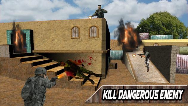 Counter Attack Sniper Kill Ops screenshot 4
