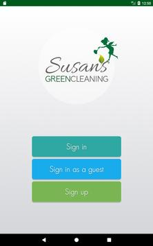 Susan's Green Cleaning स्क्रीनशॉट 4