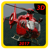 Real Helicopter Simulator icon