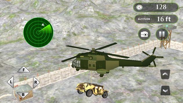 Real Helicopter Simulator screenshot 19