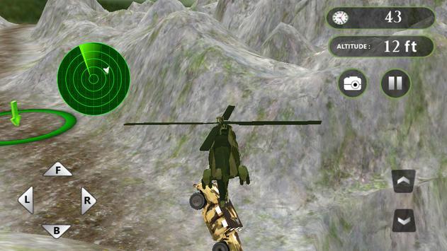 Real Helicopter Simulator screenshot 12