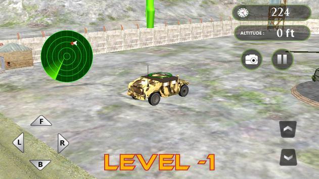 Real Helicopter Simulator screenshot 1