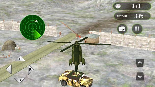 Real Helicopter Simulator screenshot 2