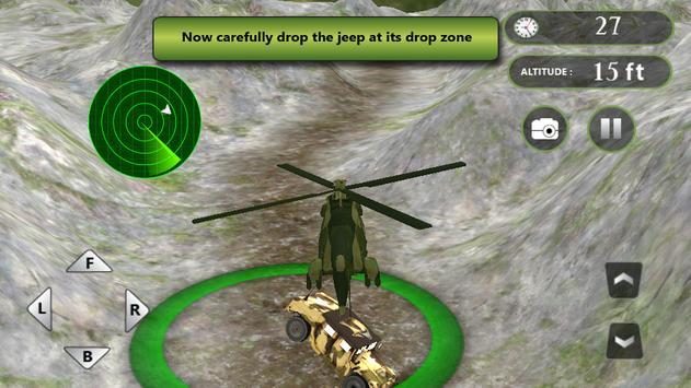 Real Helicopter Simulator screenshot 5