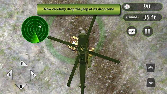 Real Helicopter Simulator screenshot 6