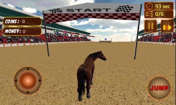 Horse Simulator 3D poster